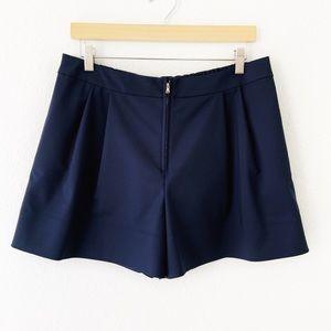 3.1 Phillip Lim Navy Blue Shorts 10